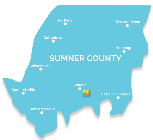 Salvus Center serves all of Sumner County
